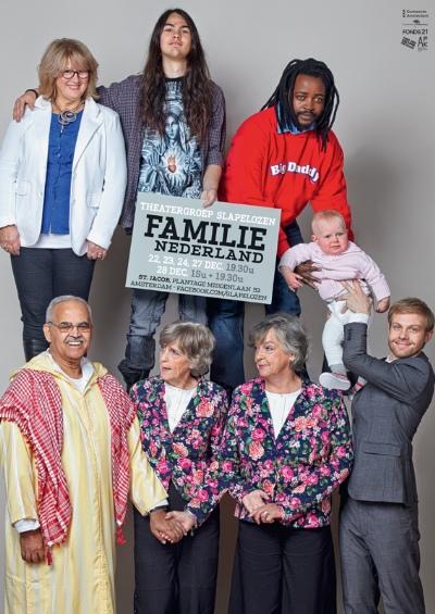 FAMILIE NEDERLAND