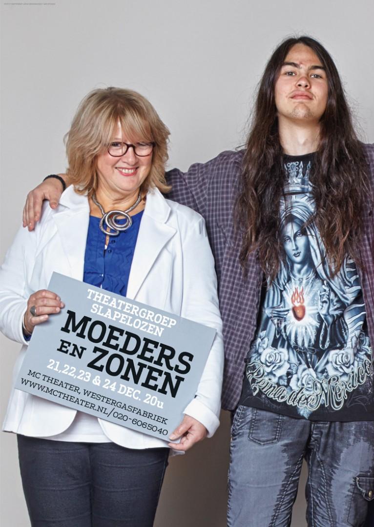 Moeders en Zonen - Theatergroep Slapelozen